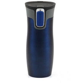 Contigo West Loop Isoleret krus 470 ml, matt blue